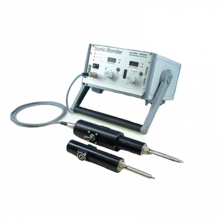 Ultrasonic soldering iron
